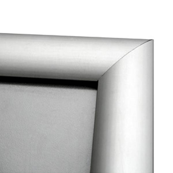 din a6 alu klapprahmen modell gehrung. Black Bedroom Furniture Sets. Home Design Ideas